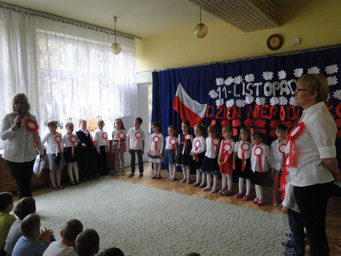 11 Listopada Dzień Niepodległości Publiczne Przedszkole