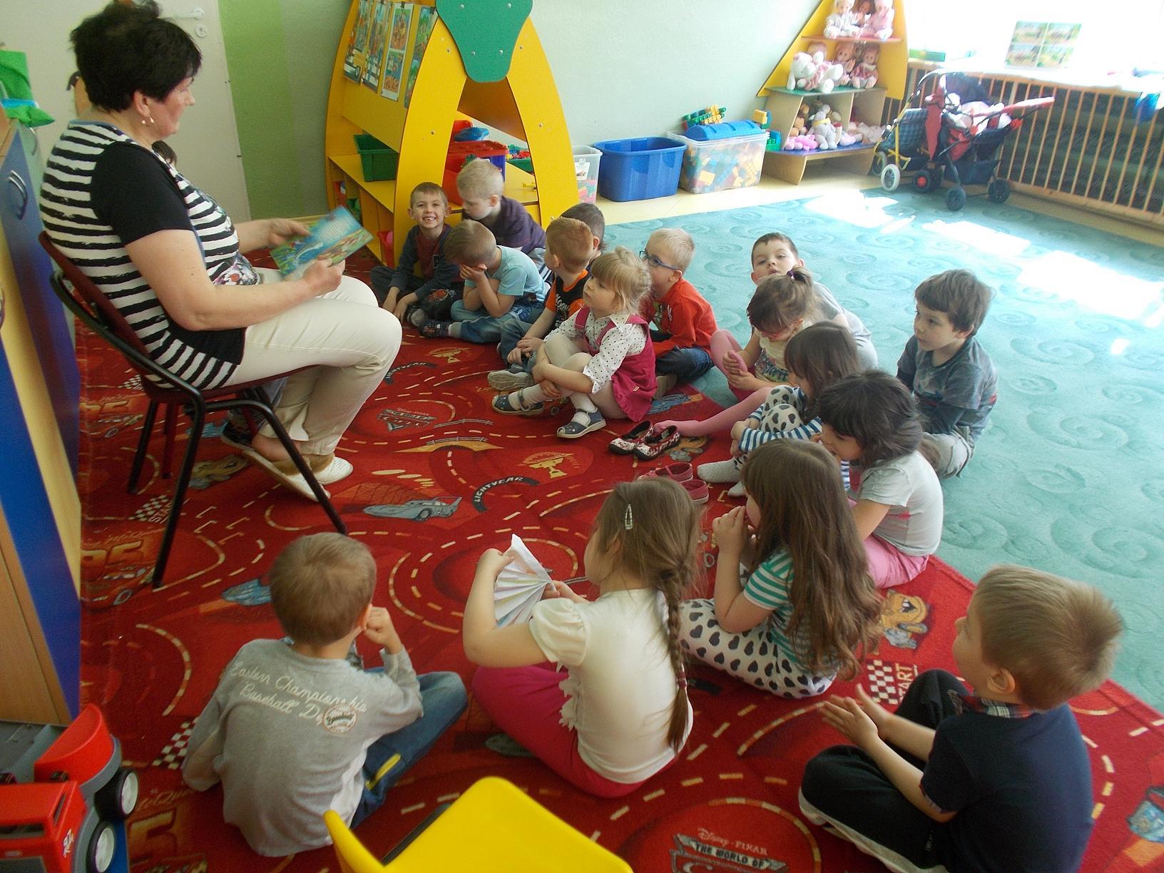 Wanda Chotomska Dzieciom Publiczne Przedszkole Nr 9 W Radomsku