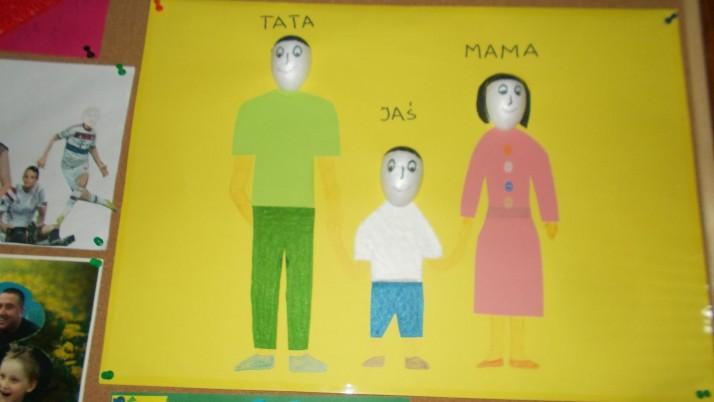 """PORTRET RODZINY """"MAMA, TATA I JA"""" – WYSTAWA PRAC"""