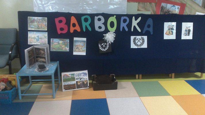 """""""BARBÓRKA W PRZEDSZKOLU"""""""
